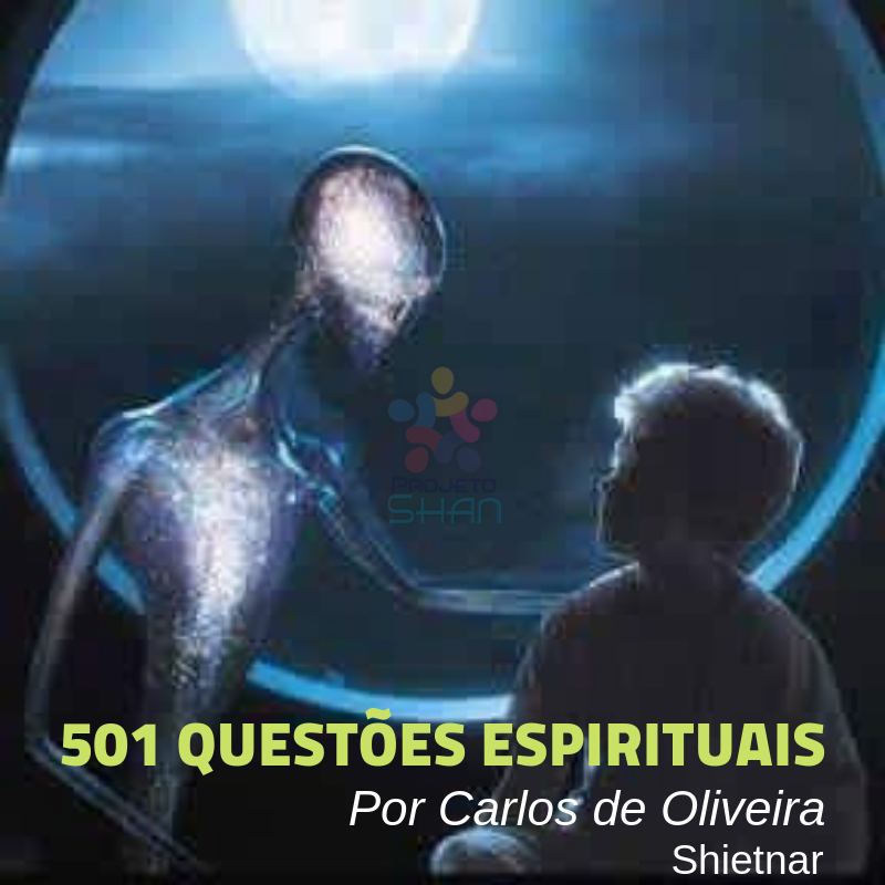 501 QUESTÕES ESPIRITUAIS - Livro 501 Questões Espirituais